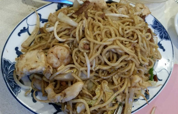 House Lo-mein