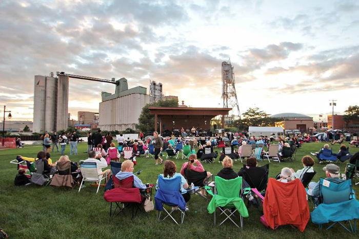 River Fest Park Concert Series