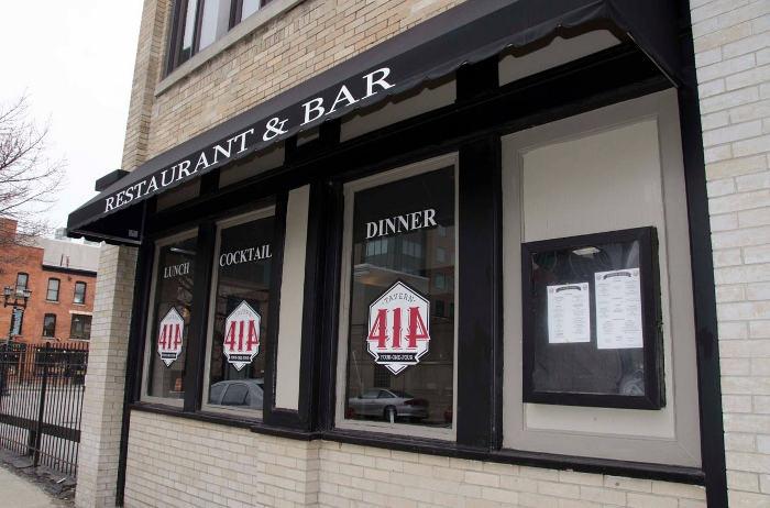 Tavern 414 front
