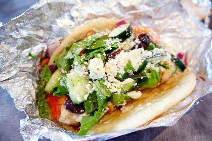 Rachel's Mediterranean Food- Amherst