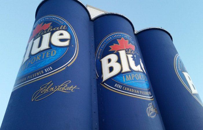 big blue Buffalo RiverWorks
