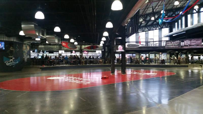Buffalo RiverWorks arena