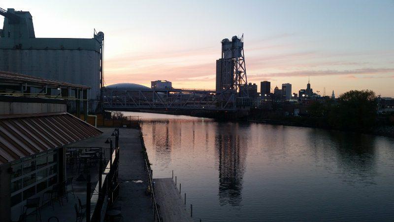 Buffalo RiverWorks view too
