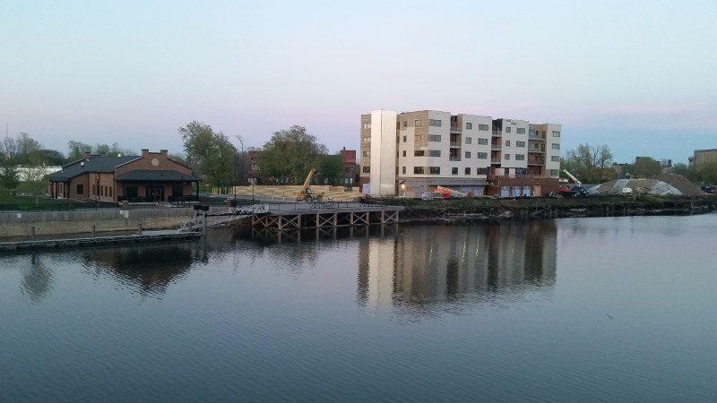 Buffalo River view