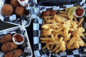 Catfish Platter, The Big Easy, Buffalo Restaurant