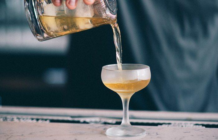 Billy club , cocktail