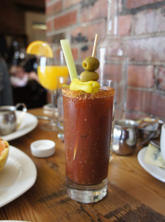 Black Sheep Brunch, Black Sheep Bloody Mary