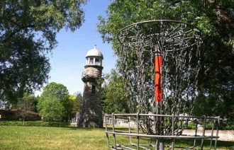 Frolf Courses Buffalo NY