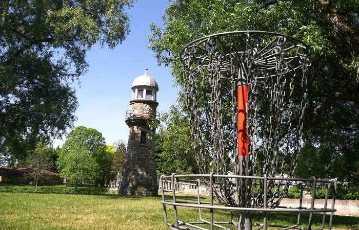 Frolf Courses Buffalo NY