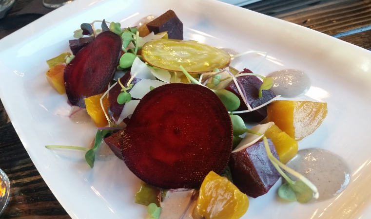 Local Beets-