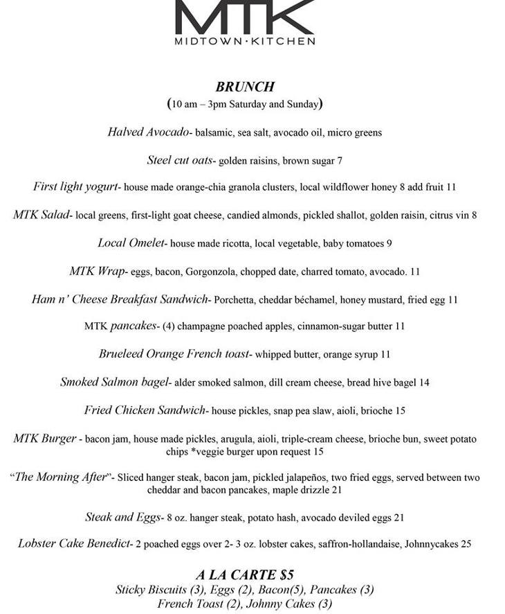 mtk-brunch menu