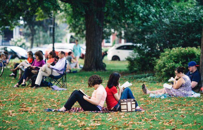 Reading Invasion, Buffalo NY