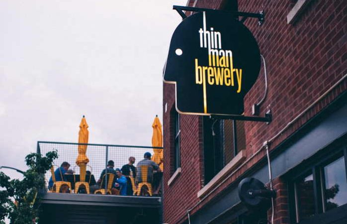 Thin Man Brewery / Photo x Colin Gordon
