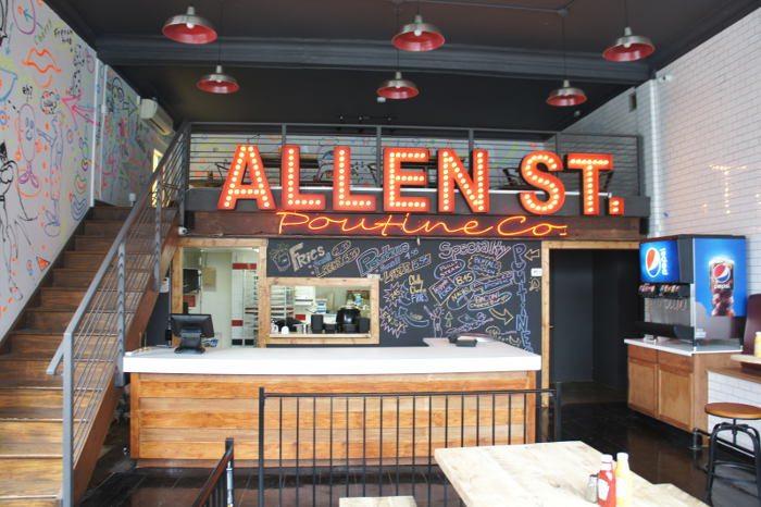 Allen St Poutine Co.