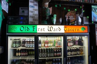 Adolfs Old First Ward Tavern