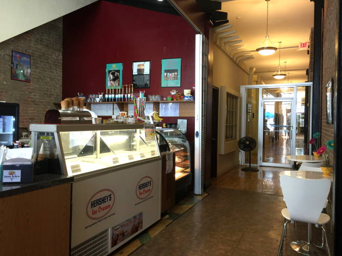 Jerk's Soda Fountain and Ice Cream Shop, Buffalo