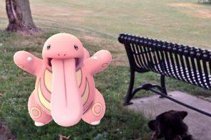 Pokemon Go Buffalo