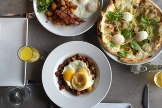William K's Brunch Review