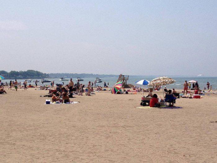 Woodlawn Beach, Buffalo NY Beaches