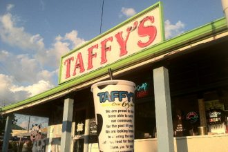 Taffys, Best Buffalo Milkshake Joints