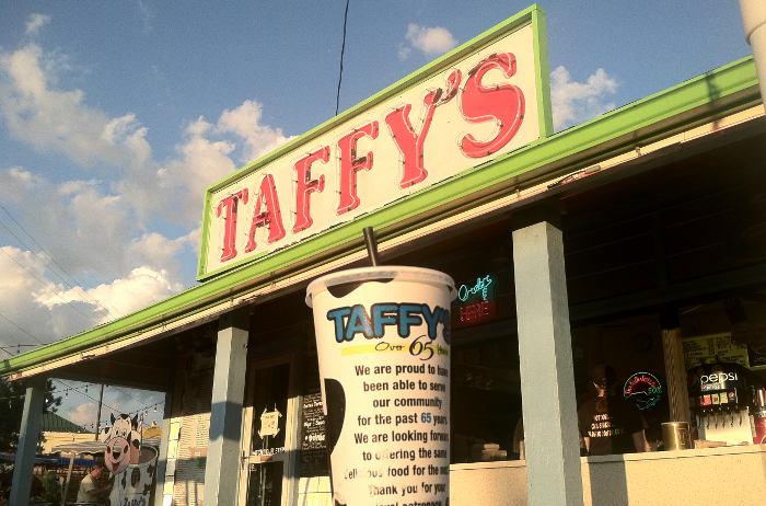 Taffys, Best Buffalo Milkshake Joints