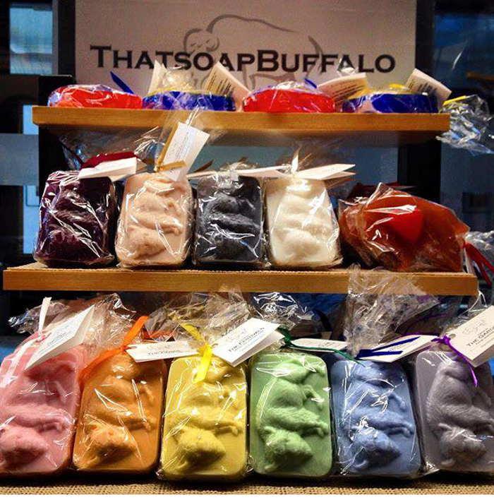 Buffalo Adore, Local Shops