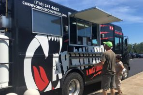 Carnivorous Food Truck