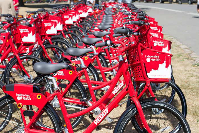 Everything You Need to Know About Buffalo's New Reddy Bikes