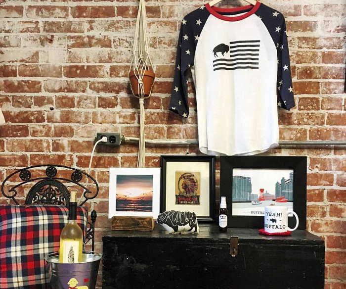 Shopcraft Buffalo, Buffalo Shops