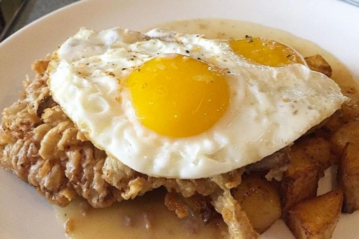 Toutant Brunch: Nothing but the Best