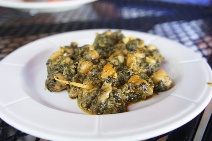 Spinach Palak