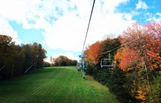 Ellicottville, fall in buffalo