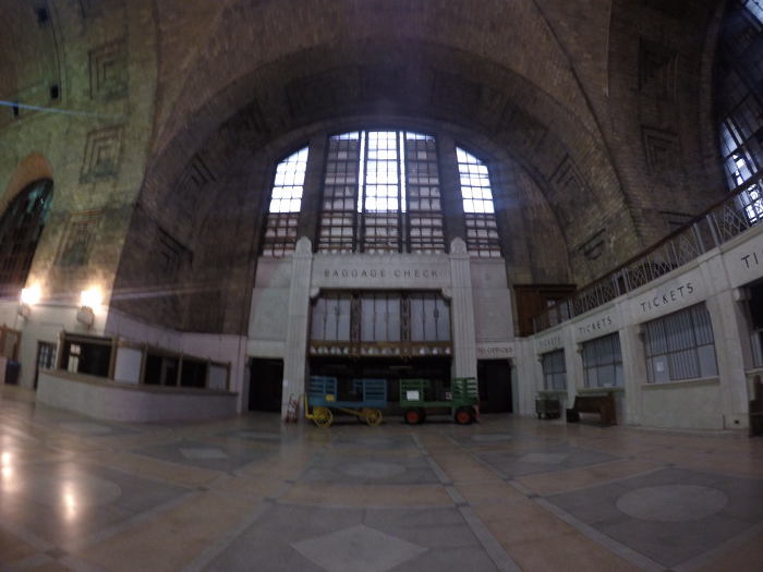 Buffalo Terminal Ghost Tour