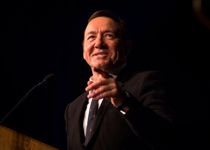 kevin spacey lecture