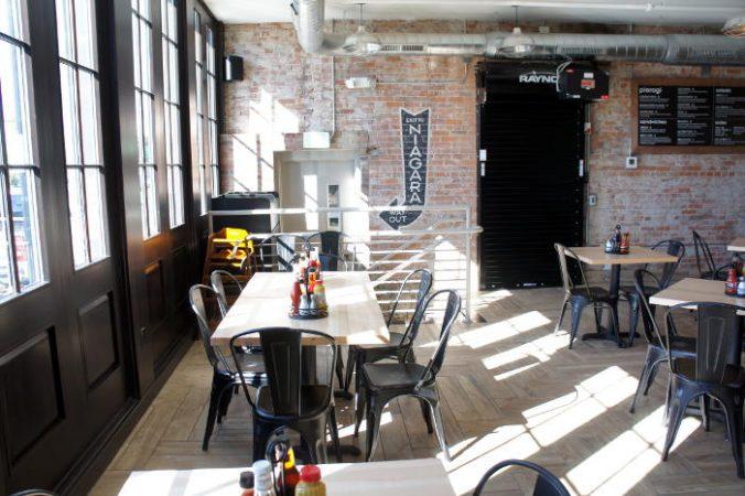 Ru's Pierogi Restaurant / Step Out Buffalo