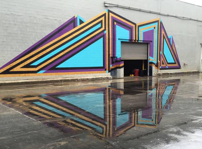 Echo Art Fair, Team Razor Wire, Buffalo Street Art