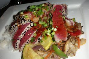 Hollow Bistro and Brew Tuna Steak