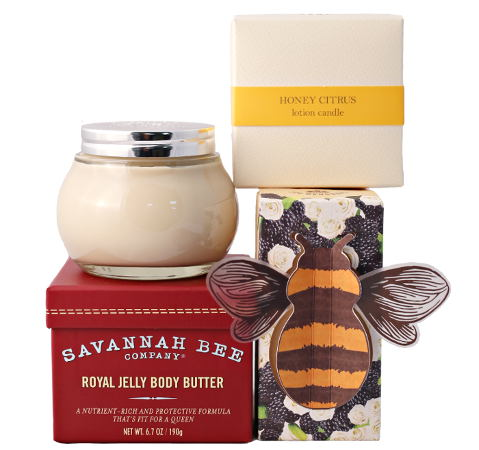 Feel Rite Gift Guide, Savannah Bee Company Products