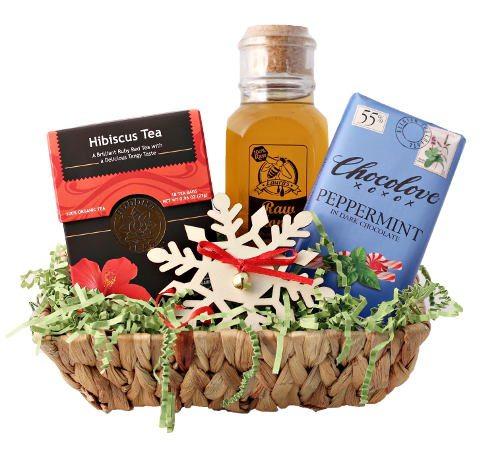 Feel Rite Gift Guide, Tea Lover's Gift Basket