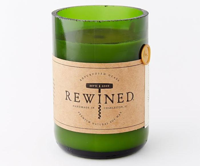 renew bath and body gift guide, Soy Wine Candles