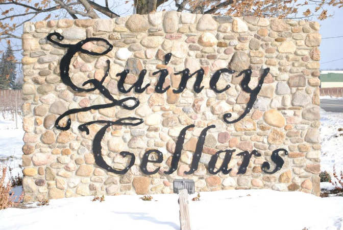 Quincy Cellars Winery and Banquet Hall