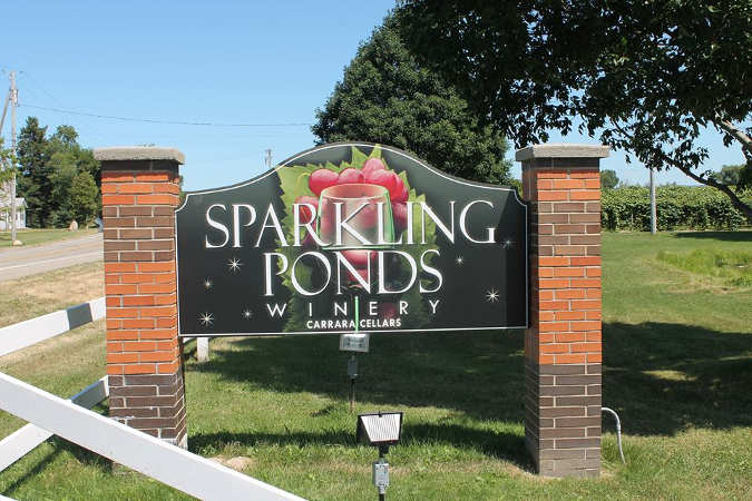 Sparkling Ponds Winery