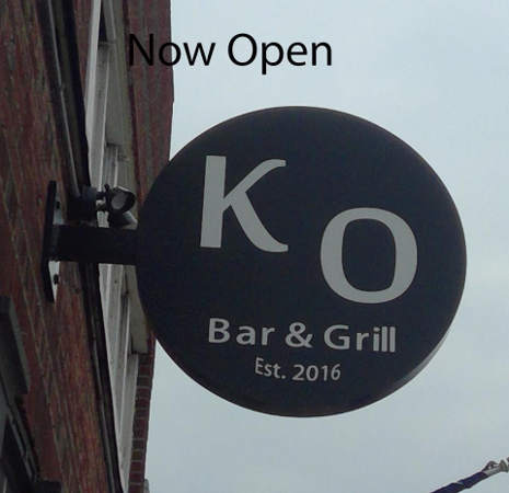 K O Bar & Grille