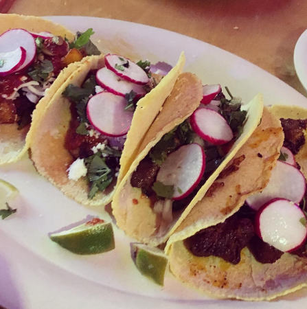 Deep South Taco - Hertel
