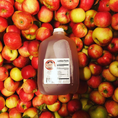 Schutt's Apple Mill