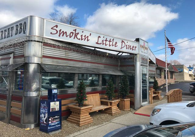 Smokin' Little Diner