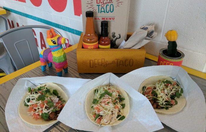 Photo courtesy of Deep South Taco