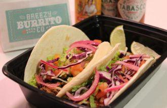 Breezy Burrito Co.