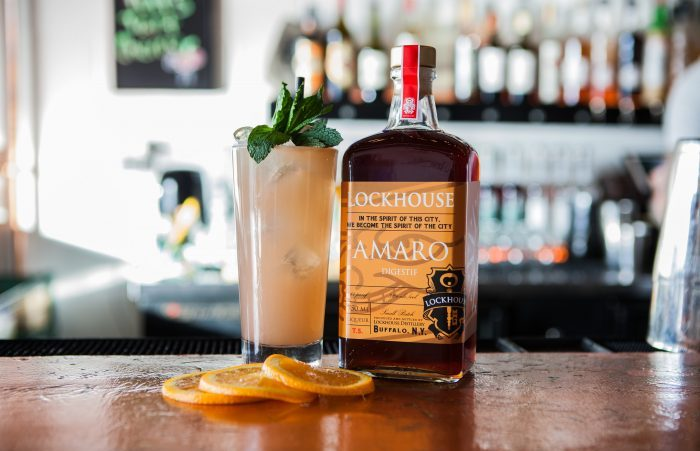 Lockhouse Distillery Amaro