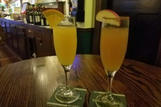 Bottomless Mimosas at Parkside Meadow Brunch